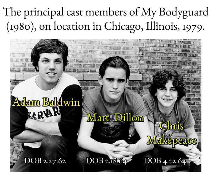 my bodyguard cast 1979